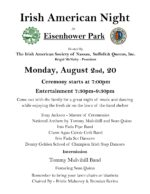 The Irish American Society of Nassau, Suffolk and Queens, Inc.